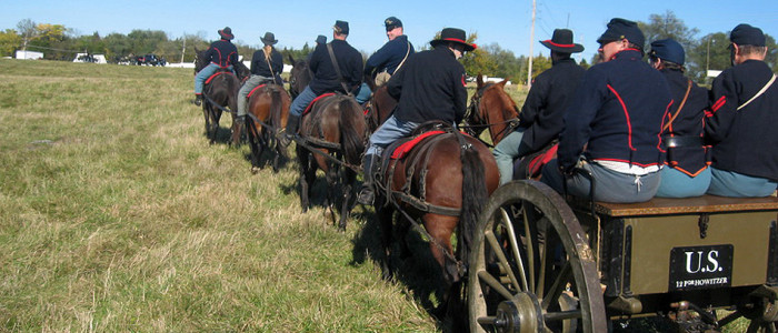 Trail Rock Ordnance | Civil War era Muzzle Loading Cannons